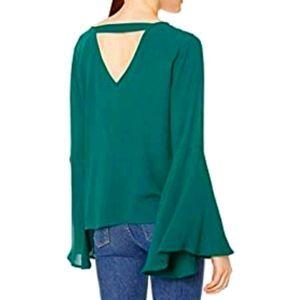 NWT Jack by bb dakota talk to the sleeve blouse